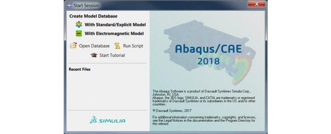 Abaqus 2018