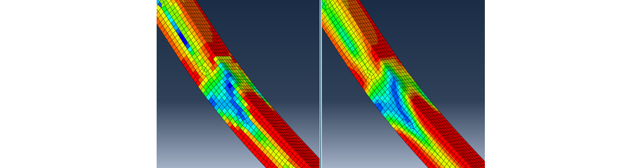 Abaqus Results Averaging post - Extrapolation scalars and