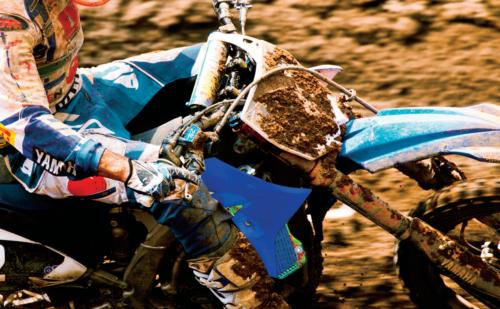 Yamaha: Rediseño de su moto off-road con Abaqus