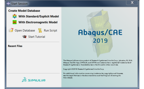 Abaqus 2019 release available