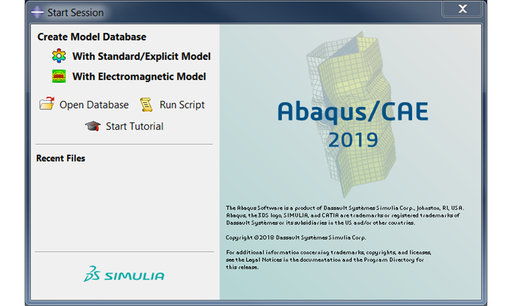 Abaqus 2019 new features, download and installation