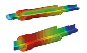 Turbomachinery 4RealSim Abaqus