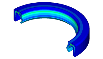 abaqus convergence problems