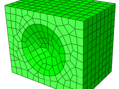Análisis FEM acústico-estructural acoplado de un altavoz